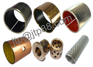 Cumins 6BT 6CT NT855 ইস্পাত ভাঁজ Bushings জন্য রড Bushings সংযুক্ত হচ্ছে